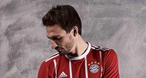 Bayern Munich Produksi Jersey Kandang Baru Bersama Adidas
