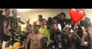 [Tonton] Selebrasi Chelsea Jadi Juara Premier League 2016/17