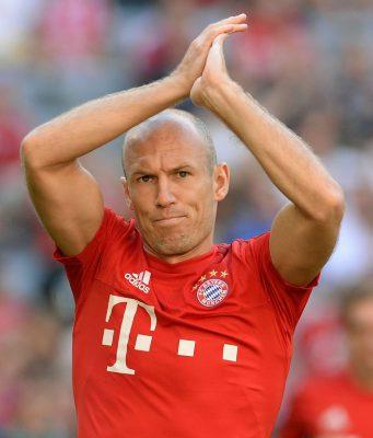 Arjen Robben Merasa Sudah Di Ujung Karir