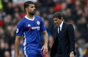 Conte Tak Inginkan Diego Costa Lagi di Chelsea
