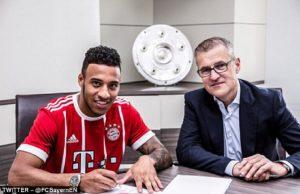 Corentin Tolisso Tinggalkan Lyon Untuk Bayern Munich