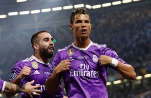 Cristiano Ronaldo Mencatat Rekor Pribadi Pada Laga-Laga Final Champions League