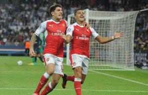 Mustafi Ingin Sanchez Tetap Di Arsenal