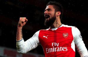 Olivier Giroud- Masa Depan Saya Ada Di Arsenal