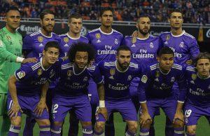 Real Madrid Jadi Tim Pertama Yang Mencapai 500 Gol Dalam Sejarah Champions League