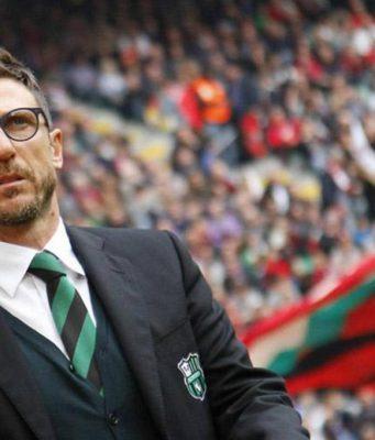 Roma Tunjuk Eusebio Di Francesco Sebagai Pelatih Baru Mereka