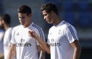 Ronaldo Ingin James Rodriguez Tetap Di Madrid, Tapi Tak Bisa Memaksa
