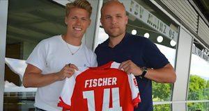 Viktor Fischer Resmi Jadi Pemain Mainz Hingga 2021
