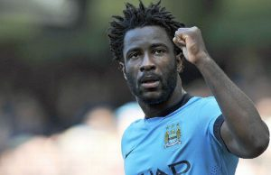 Wilfried Bony Ingin Buktikan Dia Pantas Untuk Man City