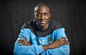 Yaya Toure Perpanjang Kontrak Manchester City