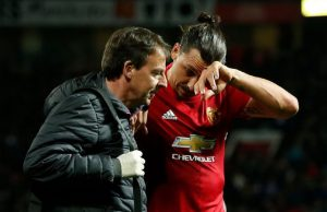 Zlatan Ibrahimovic Akan Tinggalkan Manchester United