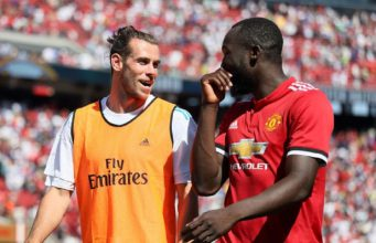 Bale Membeberkan Apa Yang Dia Katakan Pada Lukaku Setelah Kalah Dari United