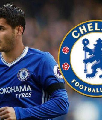 Chelsea Sudah Mencapai Kesepakatan Transfer Alvaro Morata