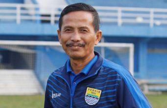 Djadjang Nurdjaman Resmi Undur Diri Dari Posisi Pelatih Persib Bandung