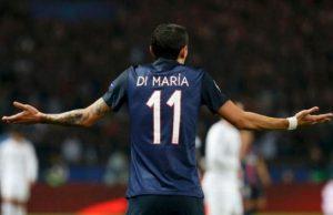 Harga Angel Di Maria Terlalu Mahal Untuk Inter