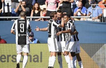 Juve Tutup ICC Dengan Kemenangan (Roma 4 - 5 Juventus - Penalti)