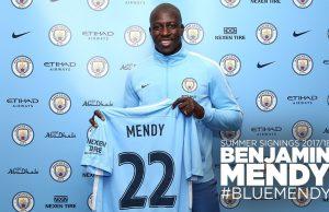 Kedatangan Benjamin Mendy Disambut Baik Oleh Manchester City