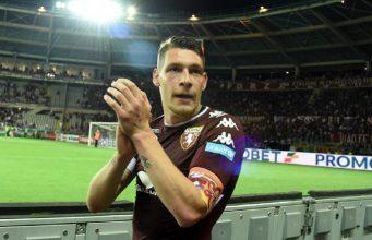 Klub Torino Bilang Belum Ada Tawaran Lagi Untuk Belotti