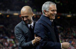 Persaingan Antara Guardiola Dan Mourinho Sudah Mereda
