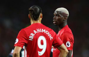 Pogba Ibrahimovic Masih Jadi Pemimpin di Old Trafford