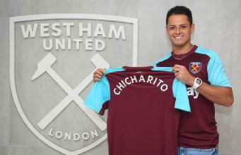 West Ham Fix Rekrut Javier Hernandez