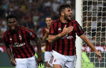 AC Milan Cetak Rekor Gol Terbaik Klub Sejak 1993 Ketika Pecundangi Shkendija