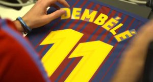 Barcelona Siap Tumbalkan Bintangnya Demi Antoine Griezmann