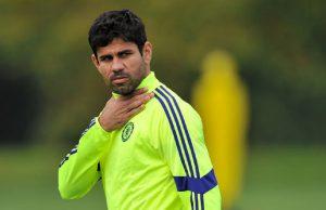 Chelsea Perintahkan Costa Kembali ke Klub dan Ikut Seleksi Tim Starter