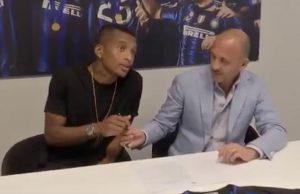 Inter Milan Wujudkan Imipan Masa Kecil Dalbert Dengan Merekrutnya