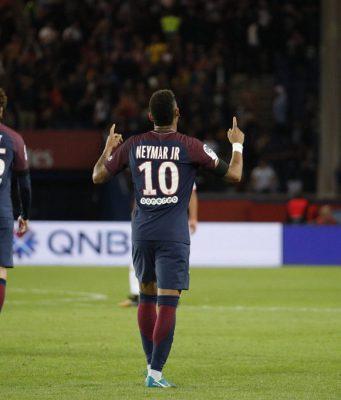 Debut Kandang Neymar di Parc Des Princes Gawangkan 2 Gol (PSG 6 - 2 Toulouse)
