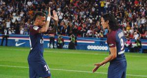 Gol Ganda Cavani Jaga Rekor Kemenangan (PSG 3 - 0 Saint-Etienne)