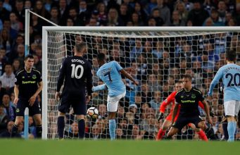 Gol Sterling Batalkan Kemenangan Rooney (Manchester City 1 - 1 Everton)
