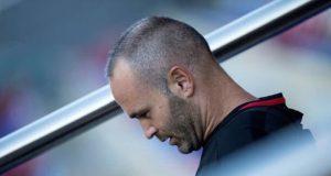 Iniesta Tidak Akan Bermain di Leg Kedua Supercopa