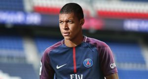 Kylian Mbappe ke Paris Saint-Germain