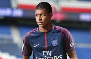 Kylian Mbappe ke Paris Saint-Germain