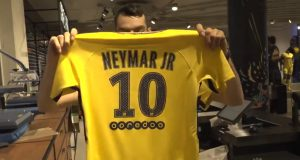 Neymar Gantikan Javier Pastore Pakai Jersey Nomor 10 di PSG