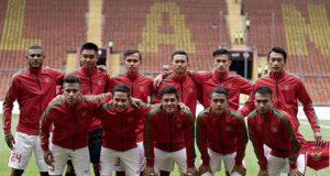 Pemain Senior Timnas Indonesia Mayoritas Terdiri Dari Bali United dan Arema FC