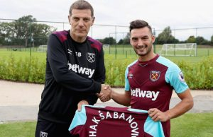 Sead Haksabanovic Resmi Gabung Ke West Ham
