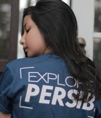 Shainasya Sheaehan, Sosok Bobotoh Cantik Yang Cinta Persib Bandung