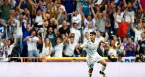 Tendangan Bebas Asensio Selamatkan Madrid (Real Madrid 2-2 Valencia)