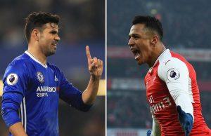 Wenger Kasus Sanchez dan Costa Tak Bisa Disamakan