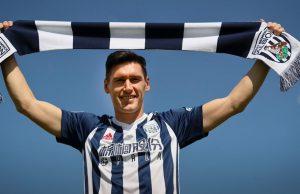 West Bromwich Teken Kontrak Gareth Barry Untuk Isi Kekosongan Fletcher