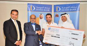 Xavi 'Menang' Lotre 1 Juta Riyal di Qatar
