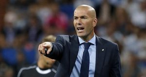 Zidane Tak Mau Salahkan Benzema Pada Laga Seri Madrid Lawan Valencia