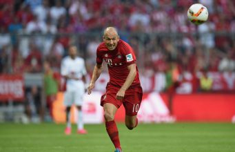 Masa Depan Robben Belum Pasti Di Bayern Munchen