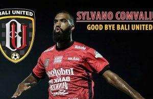 Sylvano Comvalius musim depan tidak seragam Bali United karena dirinya dan pihak Bali United tidak mencapai kesepakatan terhadap kontraknya