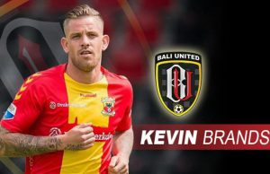 Kevin Brands Resmi Gabung Bali United!