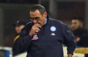 Maurizio Sarri Jadi Kandidat Pengganti Conte