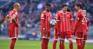 Bayern Munchen Sedang Mengalami Badai Cedera!