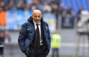 allenatore Luciano Spalletti